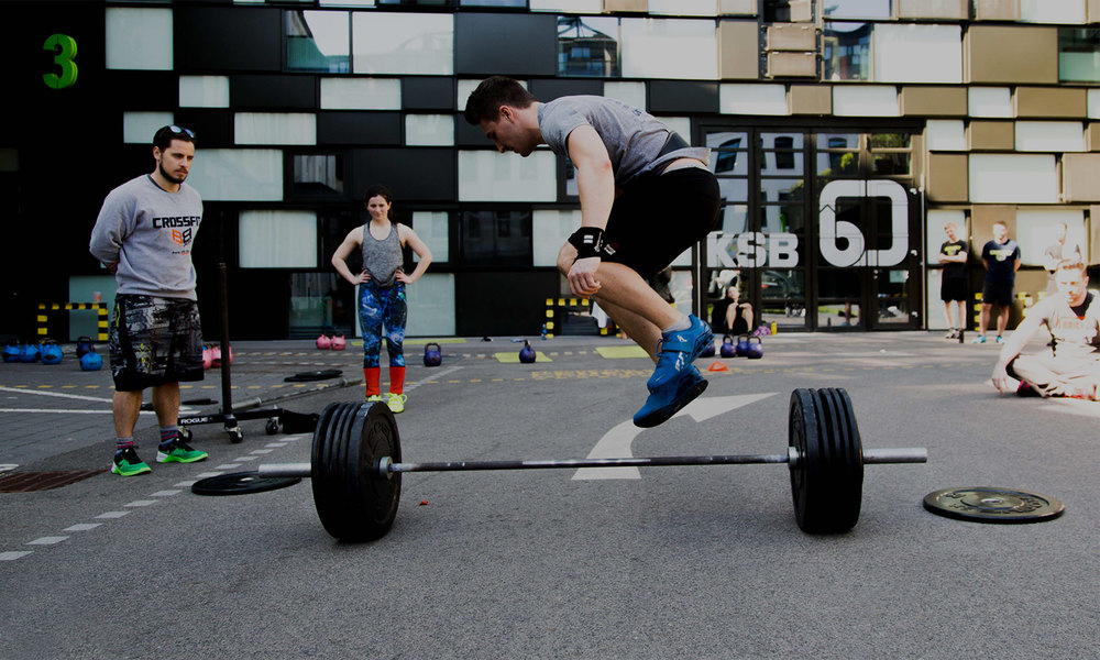 CrossFit BrickBox