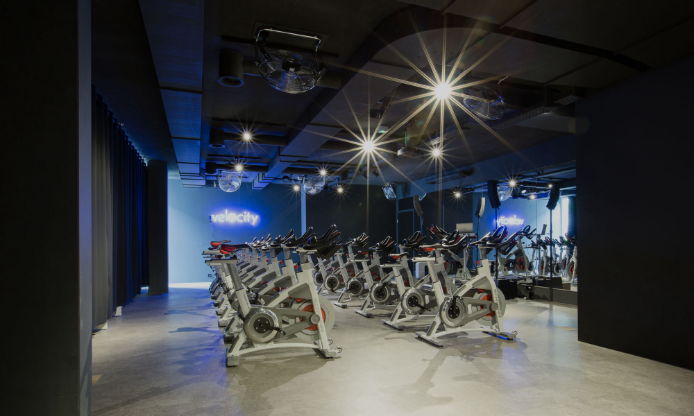 Velocity Indoor Cycling Studio