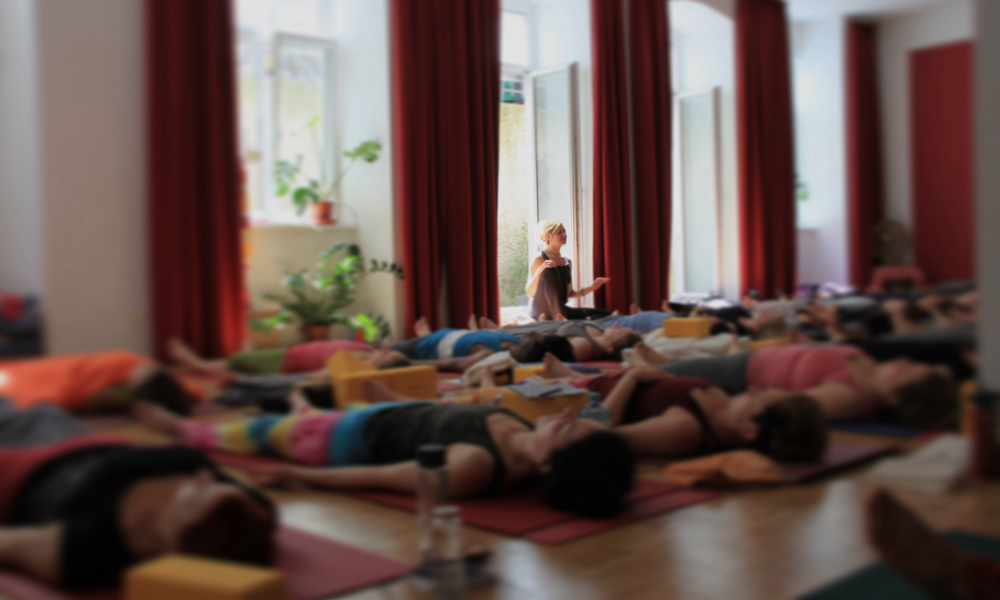 ANANYA - Yoga Wien