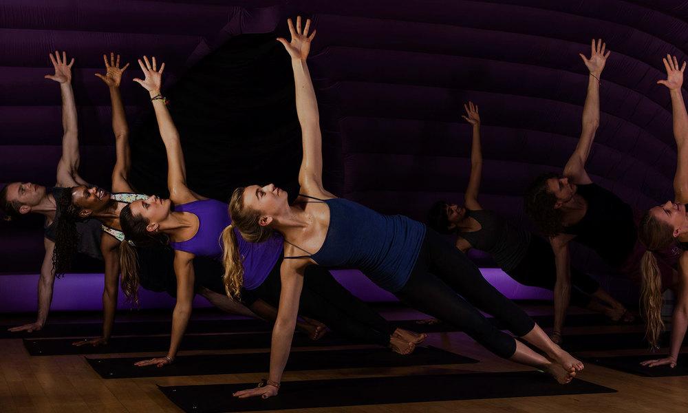 Hotpod Yoga Vienna